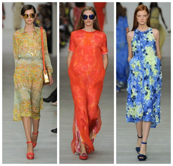 Matthew Williamson SS14 LFW