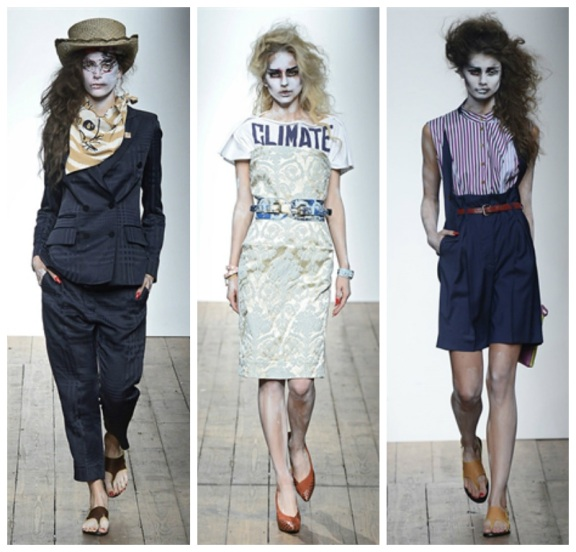 Vivienne Westwood Red Label SS14 LFW